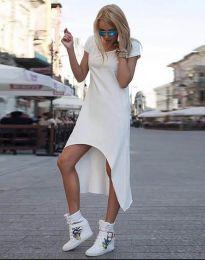 Haljina - kod 5507 - bijela