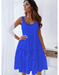 Haljina - kod 3232 - tamno plava