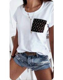 Majica - kod 256 - bijela