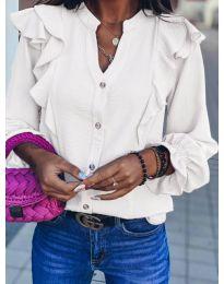 Košulja - kod 8789 - bijela
