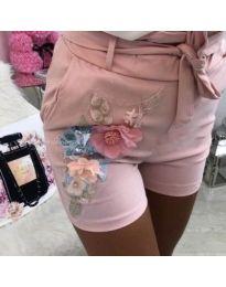 Kratke hlače - kod 329 - roze