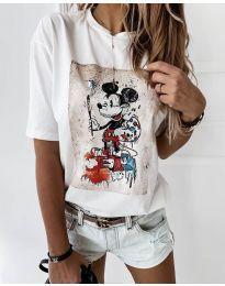 Majica - kod 569 - bijela
