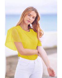 Majica - kod 527 - žuta