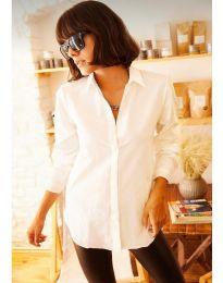 Košulja - kod 10508 - 1 - bijela