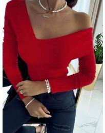 Bluza - kod 5343 - 2 - crvena