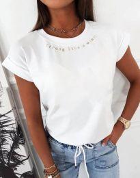 Majica - kod 12002 - bijela