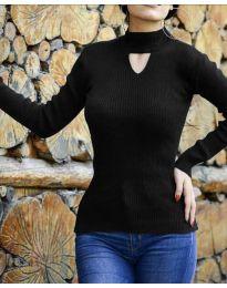 Bluza - kod 5191 - crna