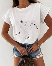 Majica - kod 2342 - bijela