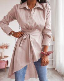 Košulja - kod 6944 - svijetlo ružičasta