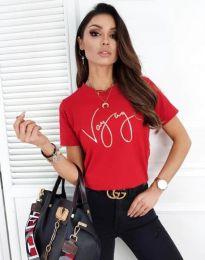 Majica - kod 3350 - crvena