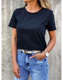 Majica - kod 5233 - crna