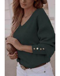 Bluza - kod 812 - maslinasto zelena