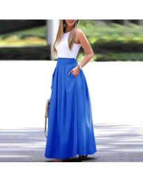 Suknja - kod 693 - plava