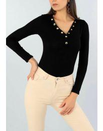 Bluza - kod 2061 - 1 - crna