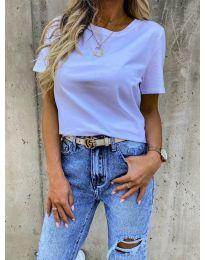 Majica - kod 5233 - bijela