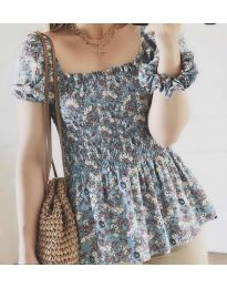 Bluza - kod 3464 - plava