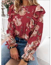 Bluza - kod 4256 - crvena