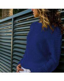 Bluza - kod 825 - plava