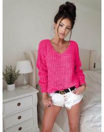 Bluza - kod 8768 - boja ciklame