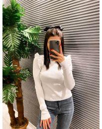 Bluza - kod 2271 - bijela