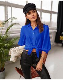 Košulja - kod 7482 - plava