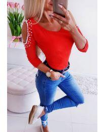 Bluza - kod 3272 - crvena
