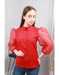 Bluza - kod 0633 - 4 - crvena