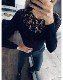 Bluza - kod 6660 - crna