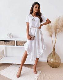 Haljina - kod 11893 - bijela