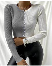 Bluza - kod 6366 - 5 - šarena