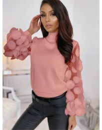 Bluza - kod 3505 - puder