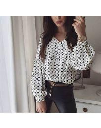 Košulja - kod 838 - 2 - bijela