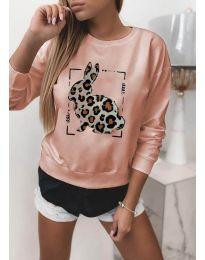 Bluza - kod 4001 - roze