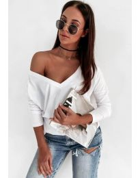 Bluza - kod 3478 - bijela