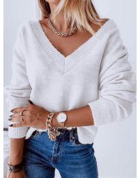 Bluza - kod 6012 - bijela