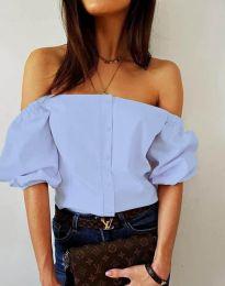 Košulja - kod 3525 - svijetlo plava