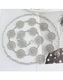 Remen - kod Р81 - 1 - srebrna