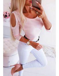Bluza - kod 3272 - roze