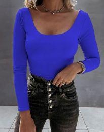 Bluza - kod 4833 - plava