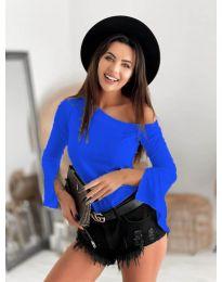 Bluza - kod 8353 - plava