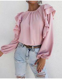 Bluza - kod 1603 - 2 - roze