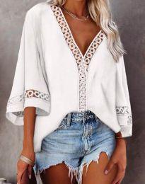 Bluza - kod 2969 - bijela
