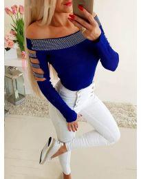 Bluza - kod 3470 - plava
