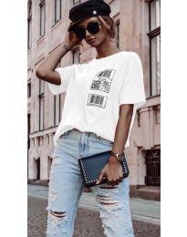 Majica - kod 963 - bijela