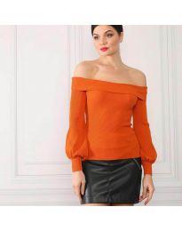 Bluza - kod 0247 - narančasta