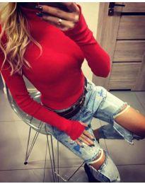 Bluza - kod 5256 - crvena