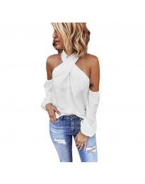 Bluza - kod 6568 - bijela