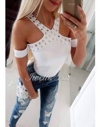 Majica - kod 419 - bijela