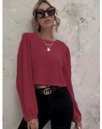 Bluza - kod 5932 - bordo