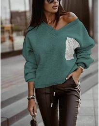Bluza - kod 904 - zelena